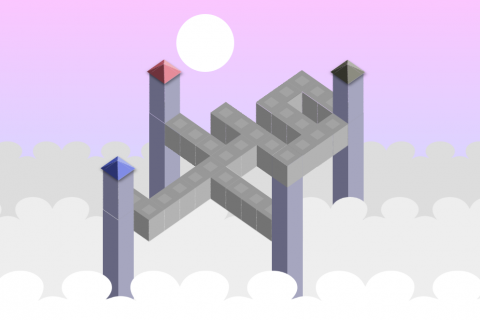 Impossible Isometrics - An experiment with CSS and isometric